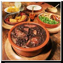 comida tradicional de brasil: